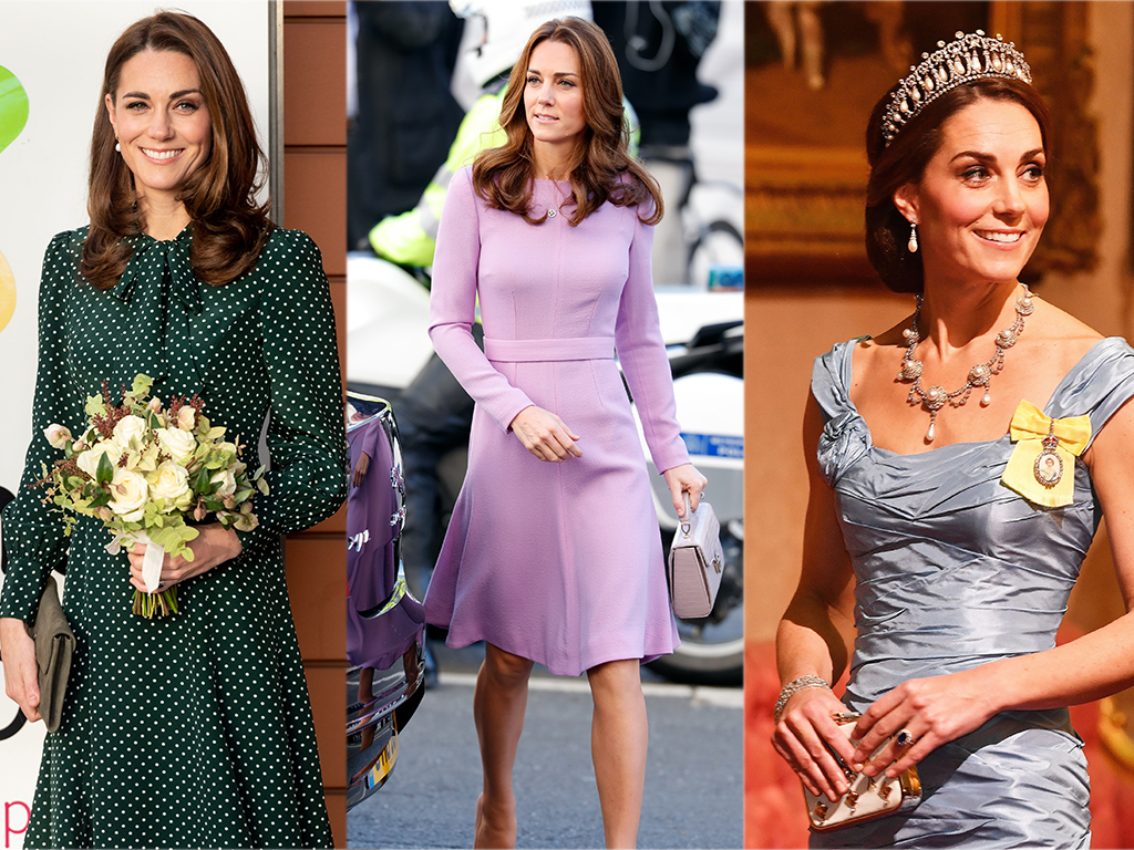 3 Outfits to Channel Your Inner Duchess