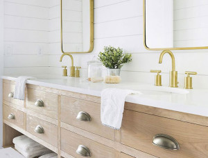 This Rising Bathroom Trend Is So Easy to Copy