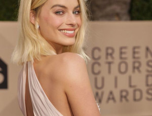 Margot Robbie Is Already an IRL Barbie and We Have the Photos to Prove It