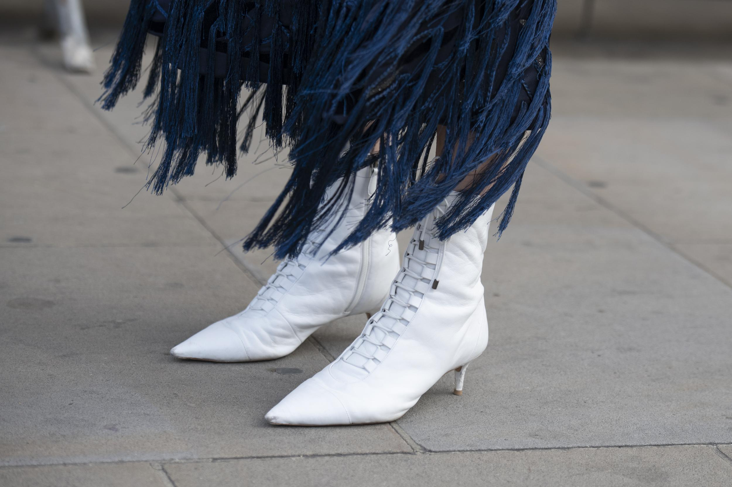 Winter's Biggest Shoe Trend Came Straight from Your Grandmother's Closet