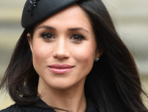 This Plus-Size Model Is Being Called Meghan Markle's Doppelgänger