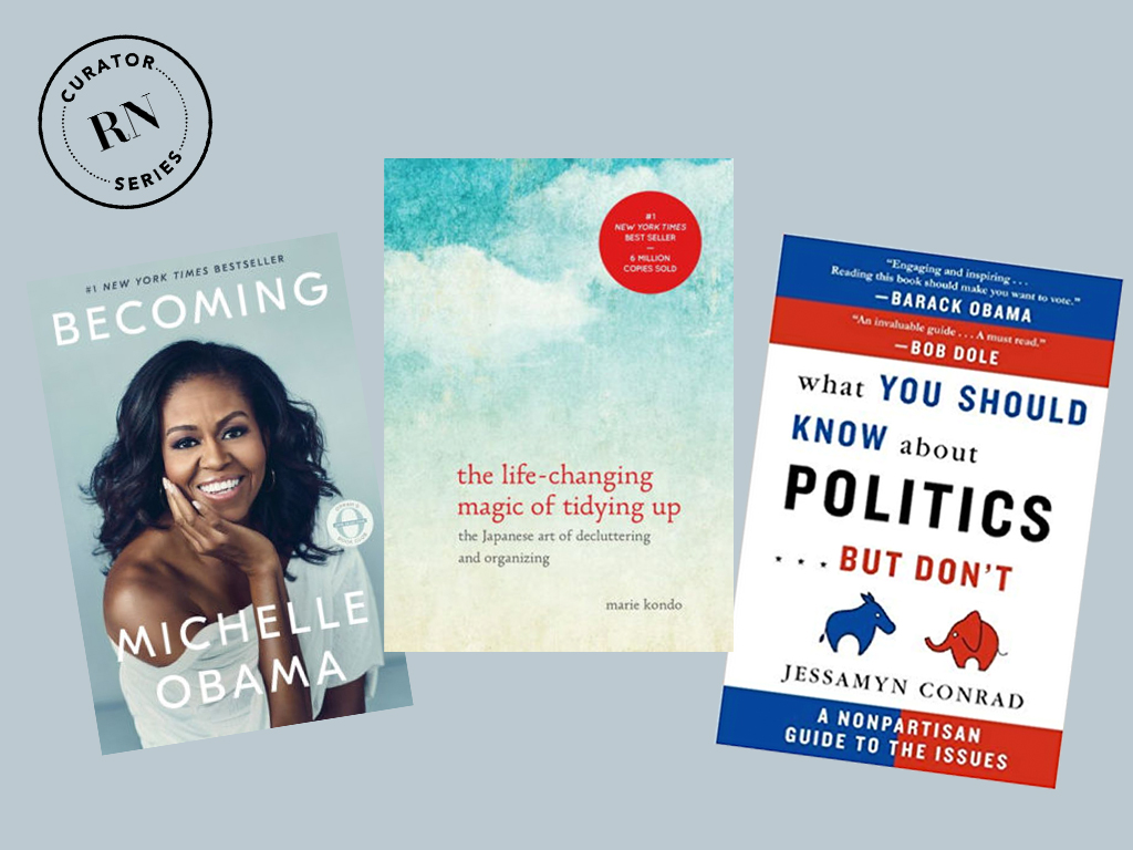 Emma's Chic Reads: 5 Books to Help You Keep Your Resolutions