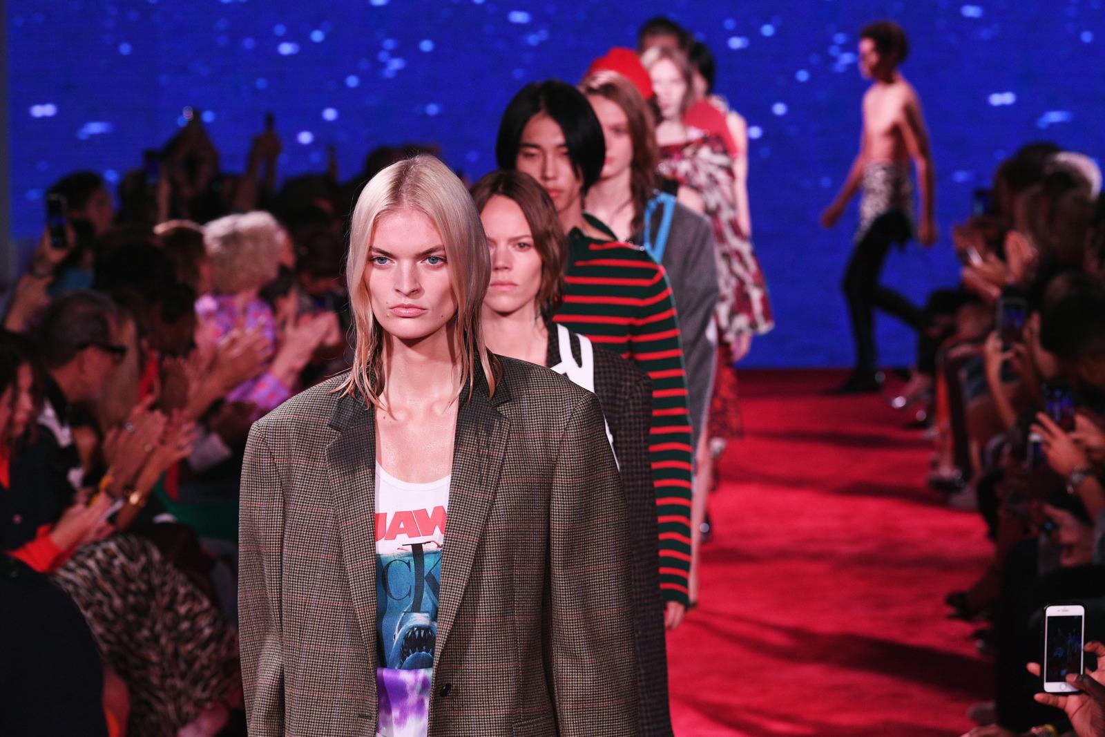 Calvin Klein Is Undergoing Some Changes