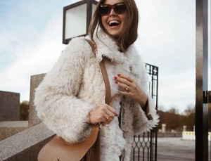 10 Instagram-Approved Ways to Wear White Jeans in the Winter