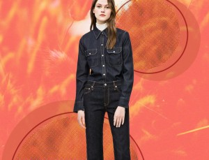 You Heard It Here First — Dark Wash Jeans Are Officially Back
