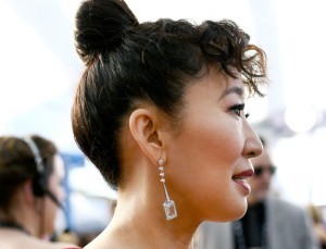 The Biggest Hair Trend At The SAG Awards Is Super Wearable