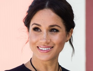 Meghan Markle Switched Up Her Signature Messy Bun — & It Looks So Good