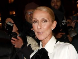 Celine Dion Wore the Most Ridiculous Outfit, and I'm Actually Screaming