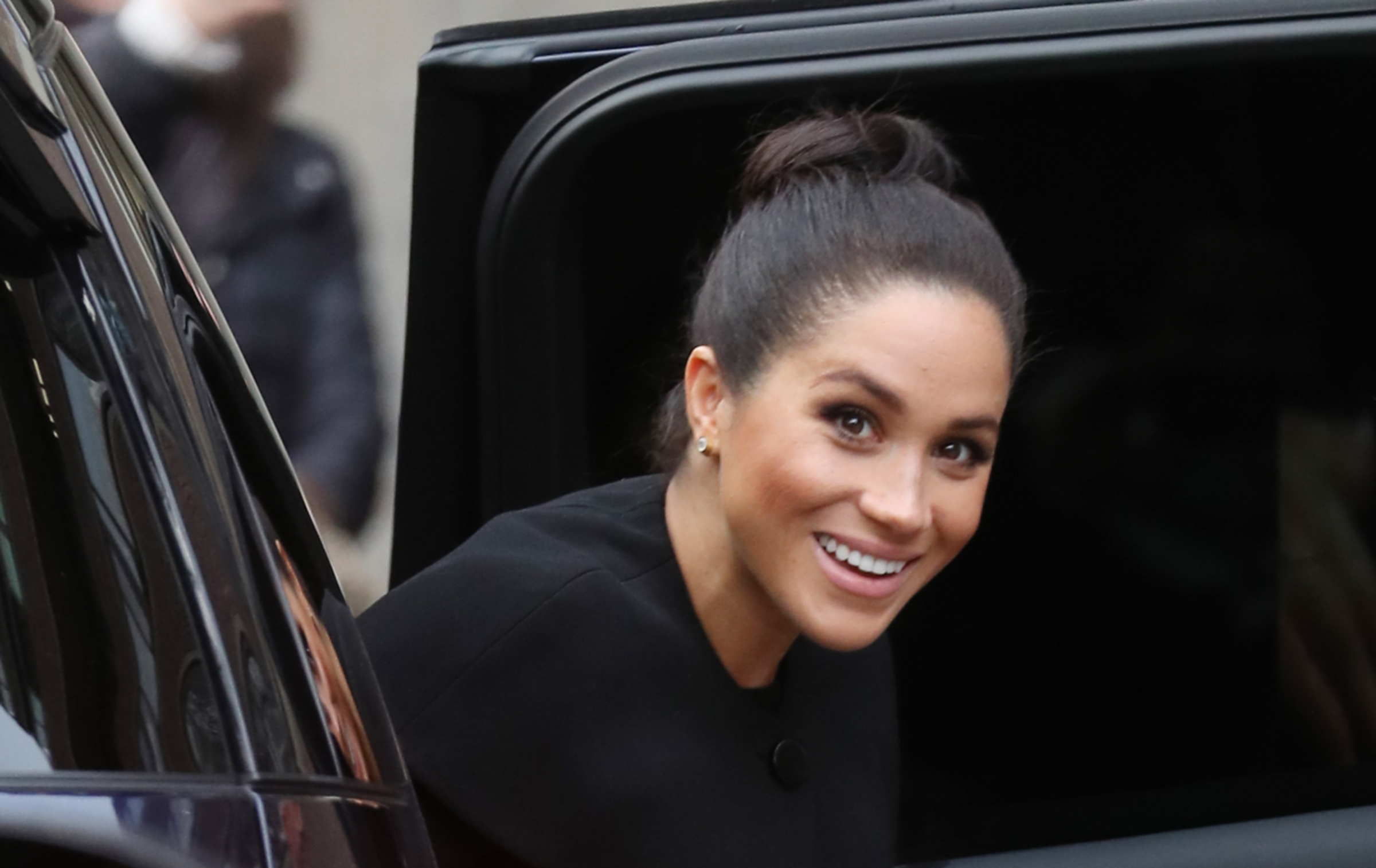 We've Figured Out Meghan Markle's Official Maternity Wear Formula