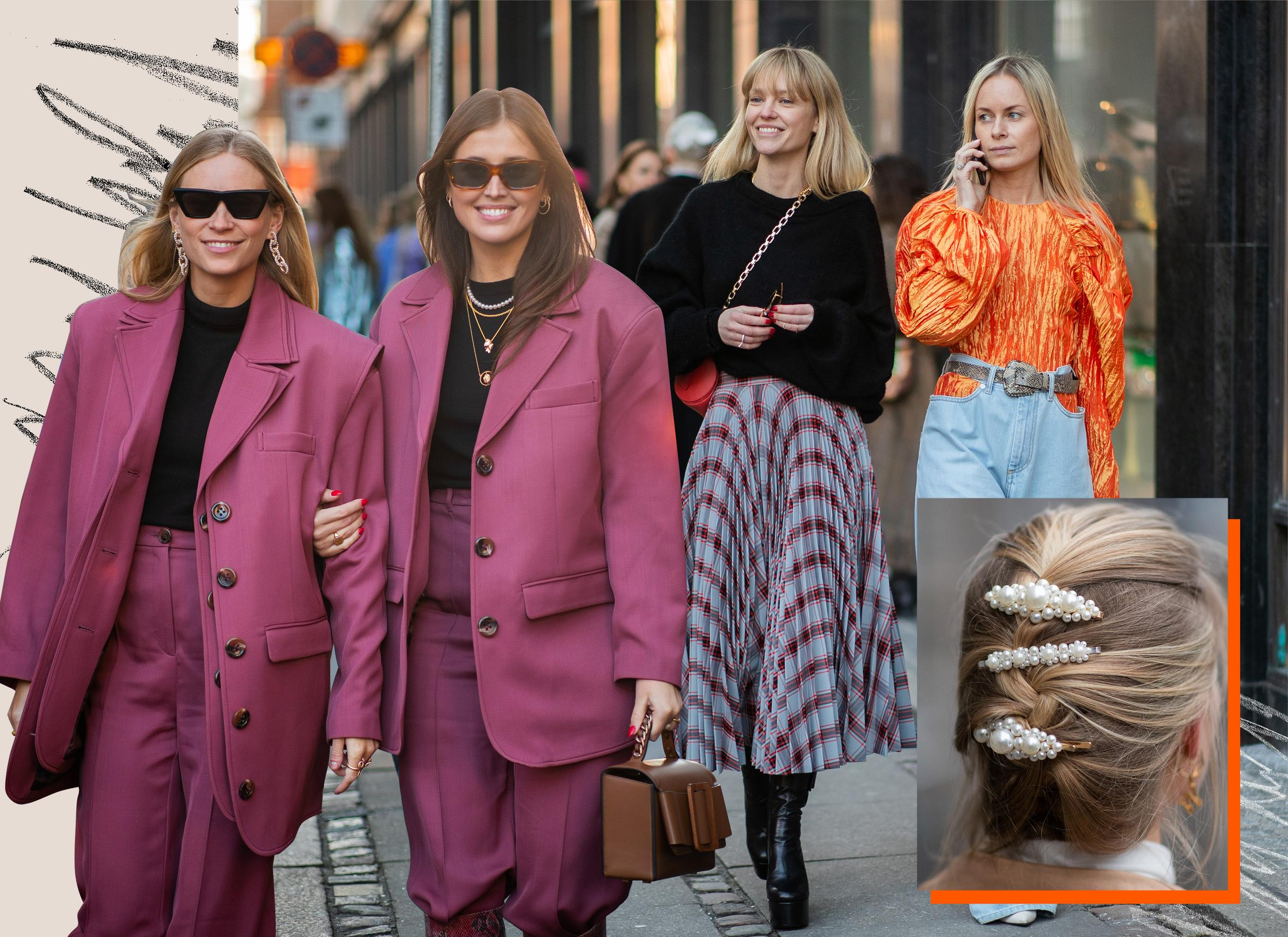 5 Trends the Fashion World Is Obsessing Over (from Barrettes to Puffed Sleeves)