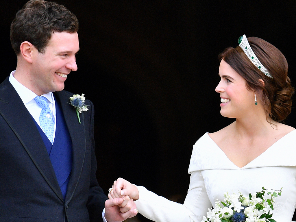 Princess Eugenie's Wedding Dress Is Going on Display at Windsor Castle