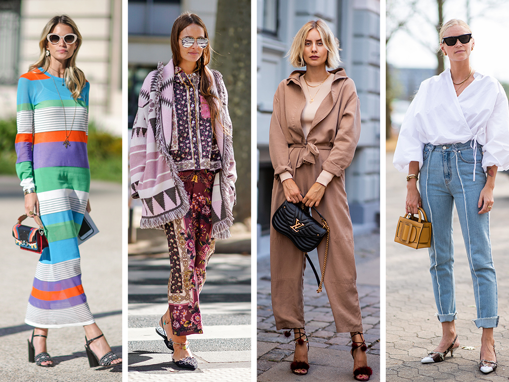 Take Your Closet on a World Tour with These 4 Looks