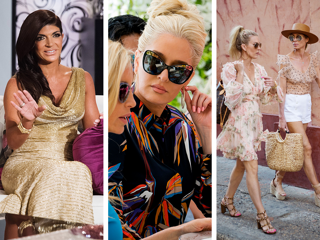 The Real Housewives of Fashion: The Most Dramatic Reality TV Looks