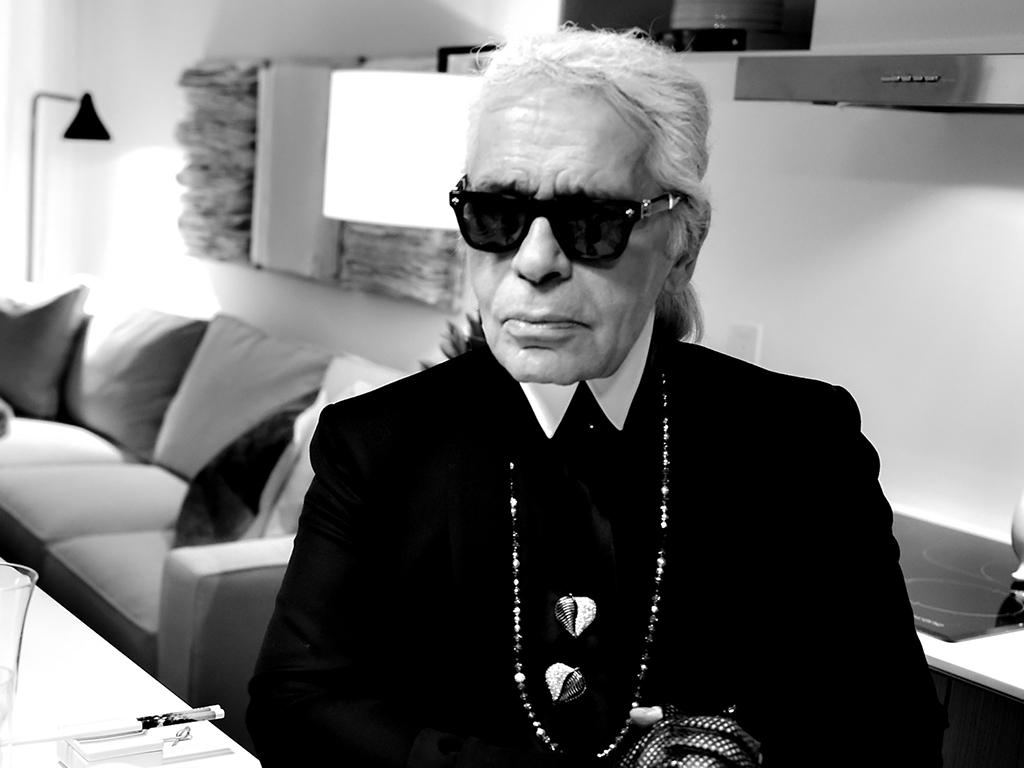 Fashion Legend and Chanel Designer Karl Lagerfeld Has Died