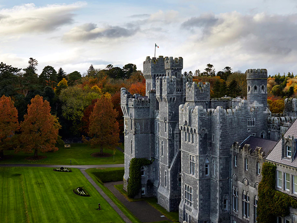 9 Fairy-Tale Castles You Can Stay at for a Cozy Winter Getaway