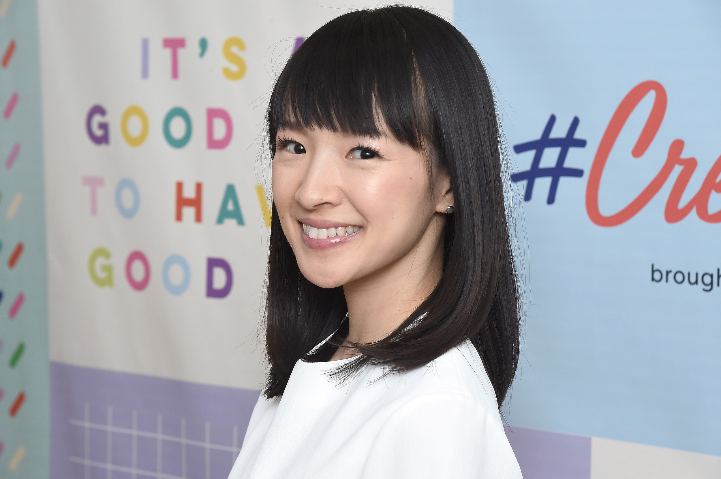 Marie Kondo's Beauty Routine Is (Unsurprisingly) Streamlined