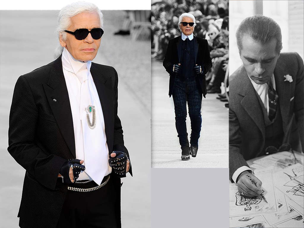 A Celebration of Karl Lagerfeld: His Style, Creativity, & Designs