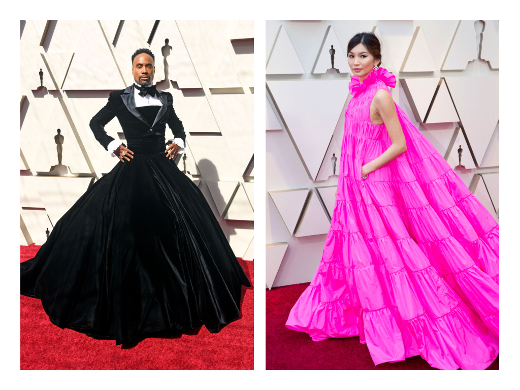 The 20 Best Looks At The Oscars