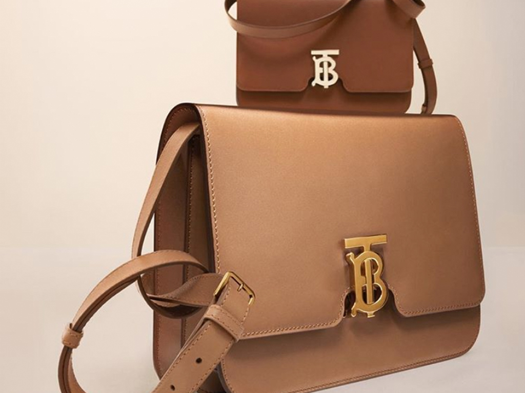Burberry's Latest Bag Is Destined to Be a Street-Style Hit