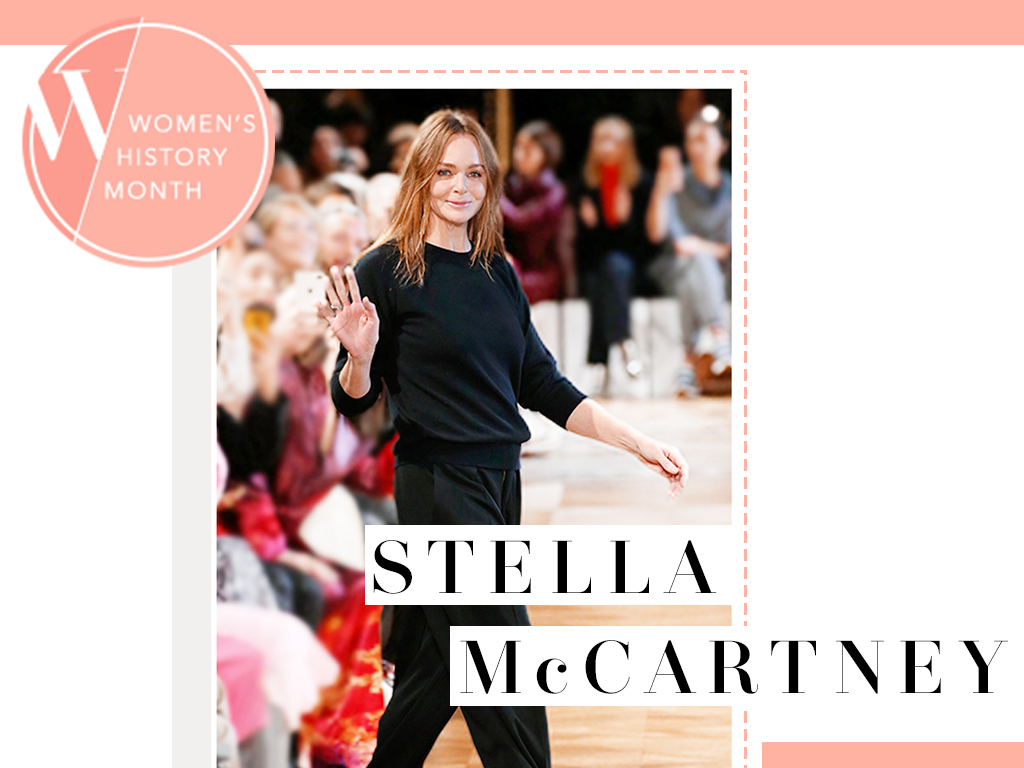 In Honor of Women's Month: A Look at Stella McCartney