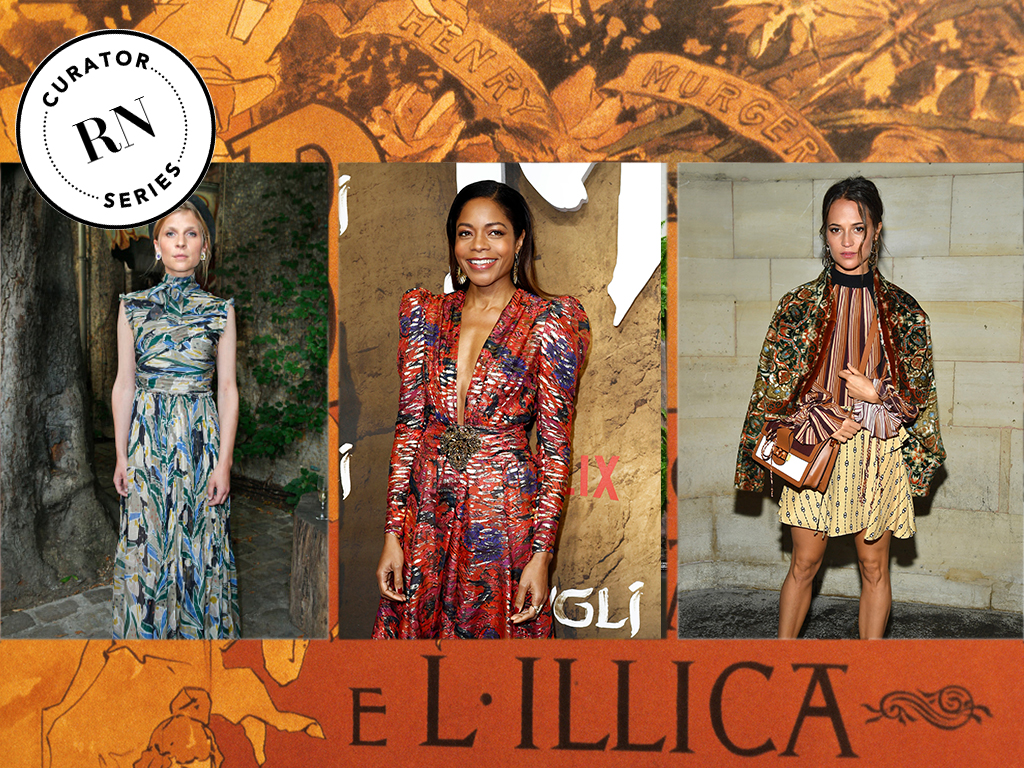 Elizabeth's Trend Report: Scarf Dressing