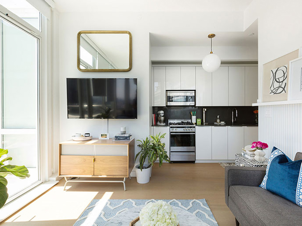 5 Design Secrets of Women Who Live In Small Spaces