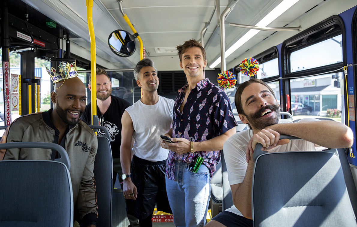 The New 'Queer Eye' Trailer Is Here! Watch the Fab Five's Return to Netflix