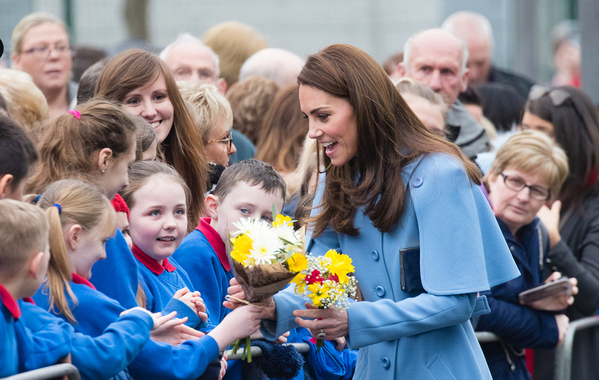 Kate Middleton Shares Her Favorite Part about Being a Princess