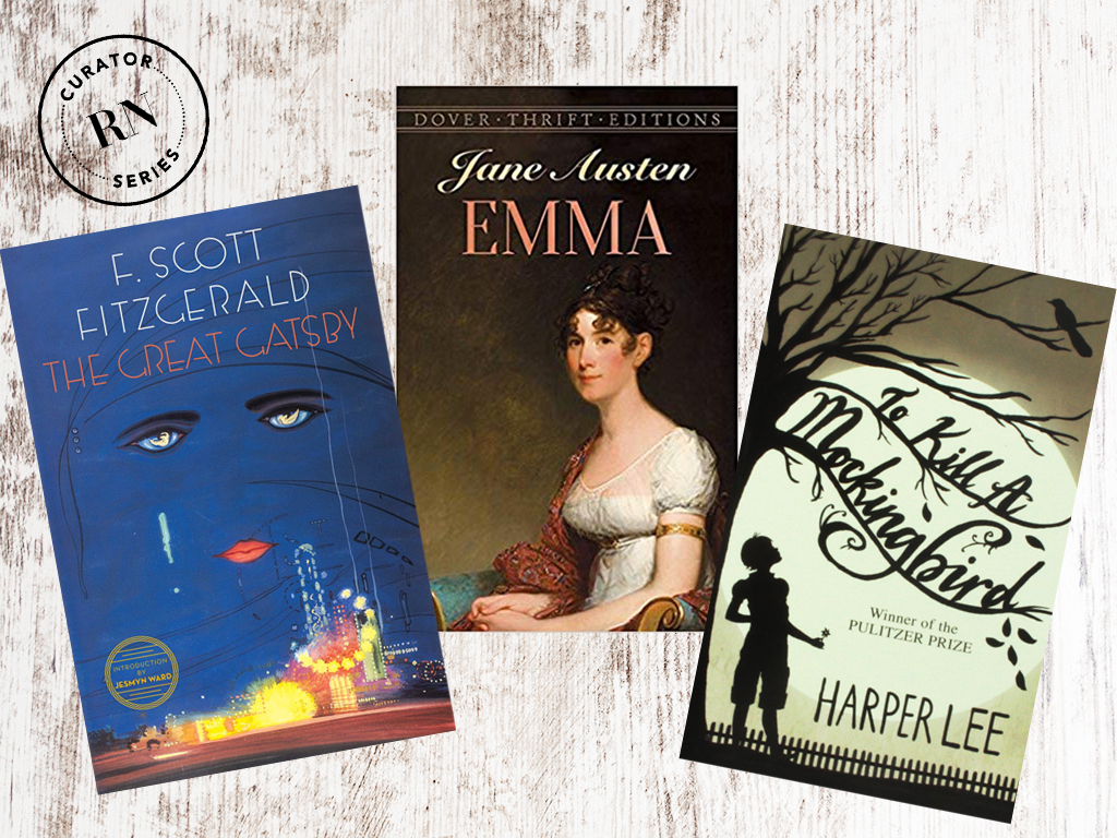 Emma's Chic Reads: Classic Novels That Are Just Better in the Spring