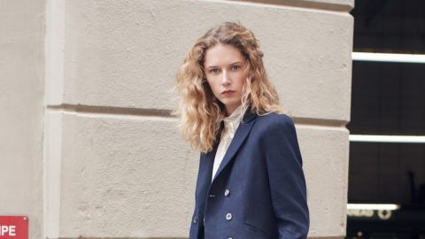 Rebecca Taylor's New Feminine Suiting Collection Will Have You Begging to Go into Work