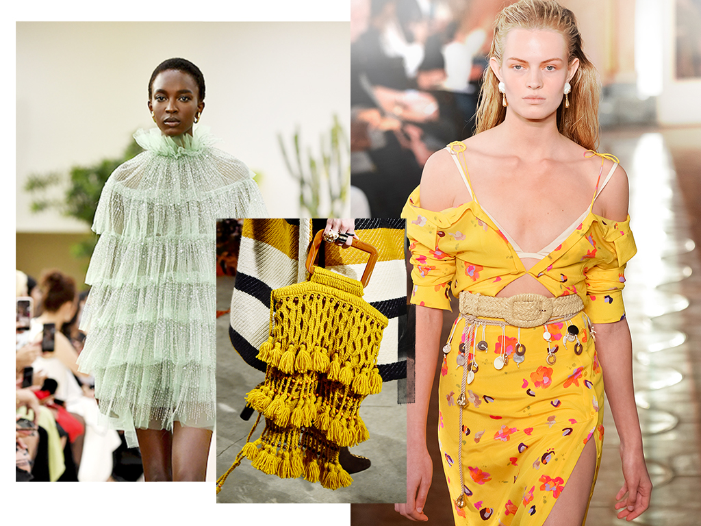 Spring Checklist: Top Trends Straight from the Runway