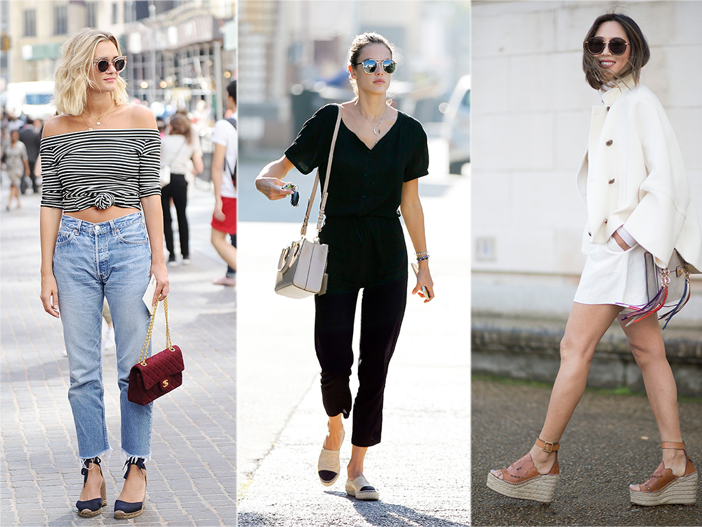 3 Reasons Why Espadrilles Are Your New Go-To Spring Shoe