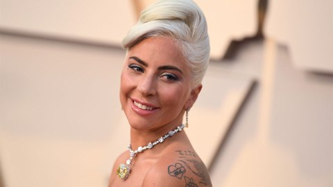Why We Think Lady Gaga May Have Secretly Debuted Haus Beauty on the Red Carpet