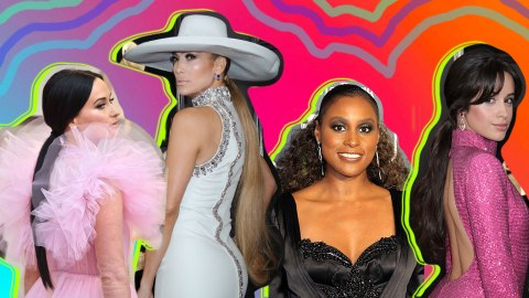 10 Red Carpet Looks That Prove the Low Ponytail Can Actually Be Versatile