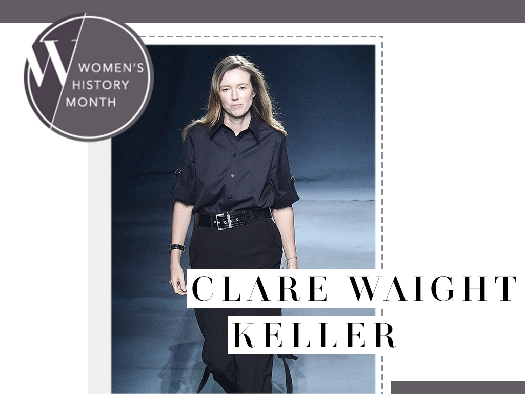 In Honor of Women's Month: A Look at Clare Waight Keller