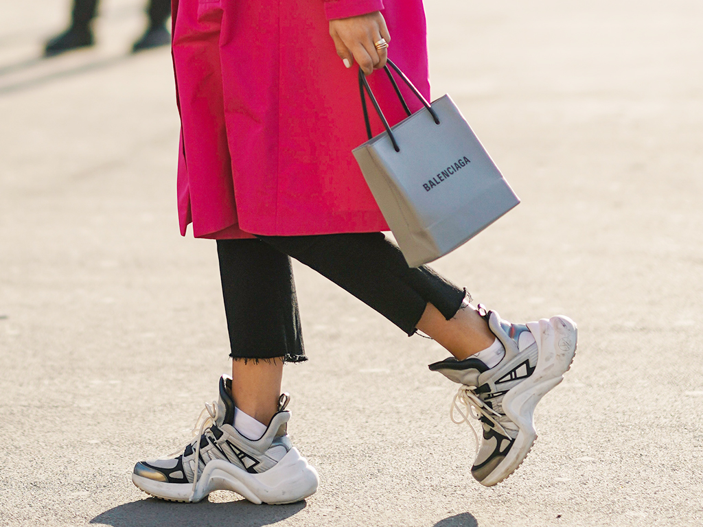 The Only 3 Sneakers You Need for Spring
