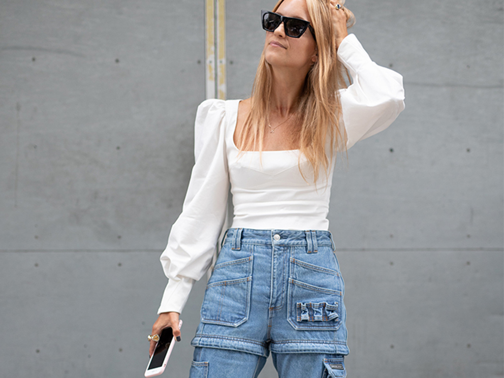 6 Spring Denim Trends You're About to See Everywhere