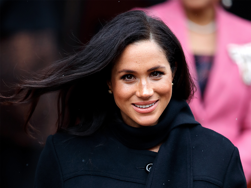 The Sneaky Makeup Trick Meghan Markle Uses (and We Just Now Noticed)