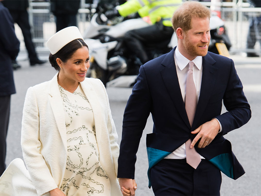 Harry and Meghan Already Broke This Instagram Record (in Less Than 6 Hours, No Less)