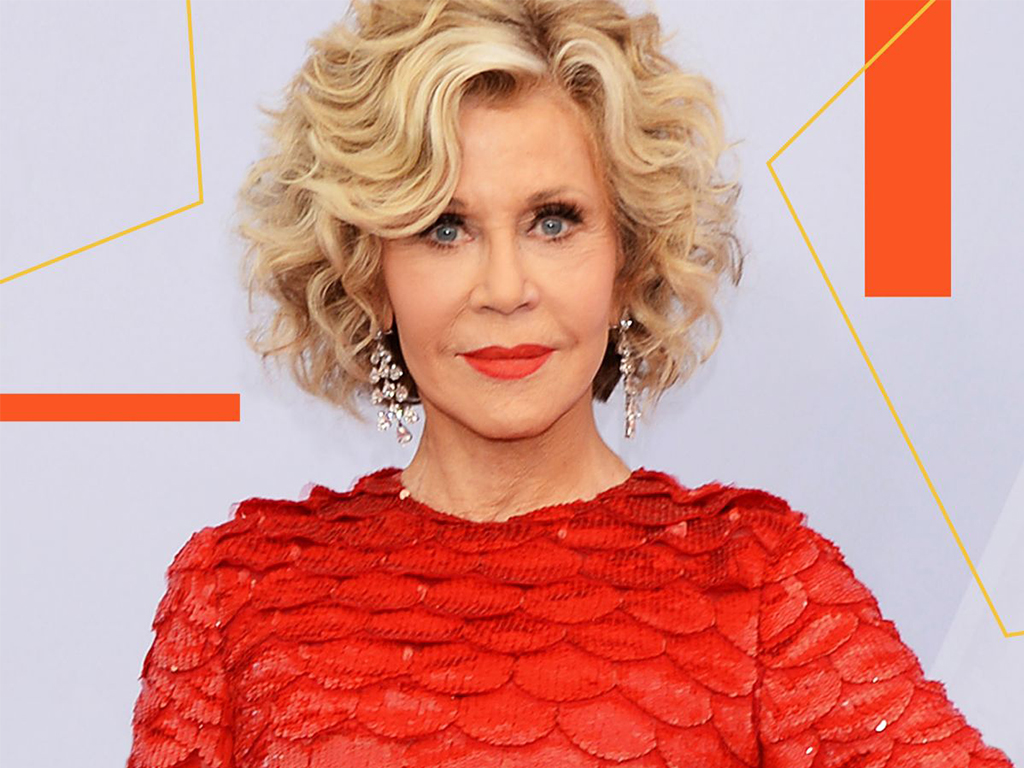 Jane Fonda Covers British Vogue's Issue Dedicated To Women Over 50