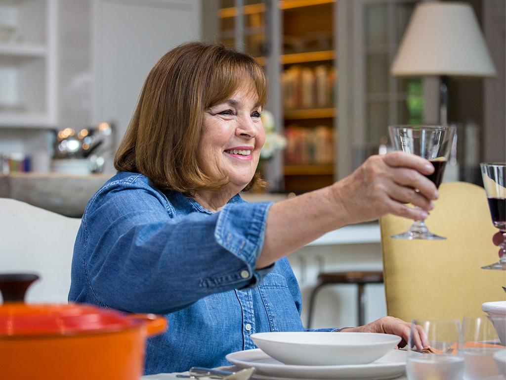 Ina Garten Reveals Her 'All-Time Go-To Dinner' (Surprise: It's Not Crispy Mustard Chicken)