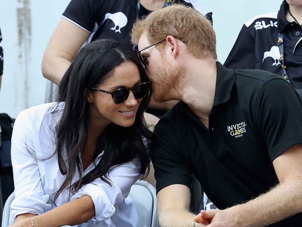 New Details About Meghan and Harry's First Dates Have Been Revealed, and Rosé Was Involved