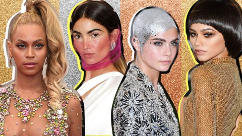 A Look Back at the Best-Ever Met Gala Beauty Looks