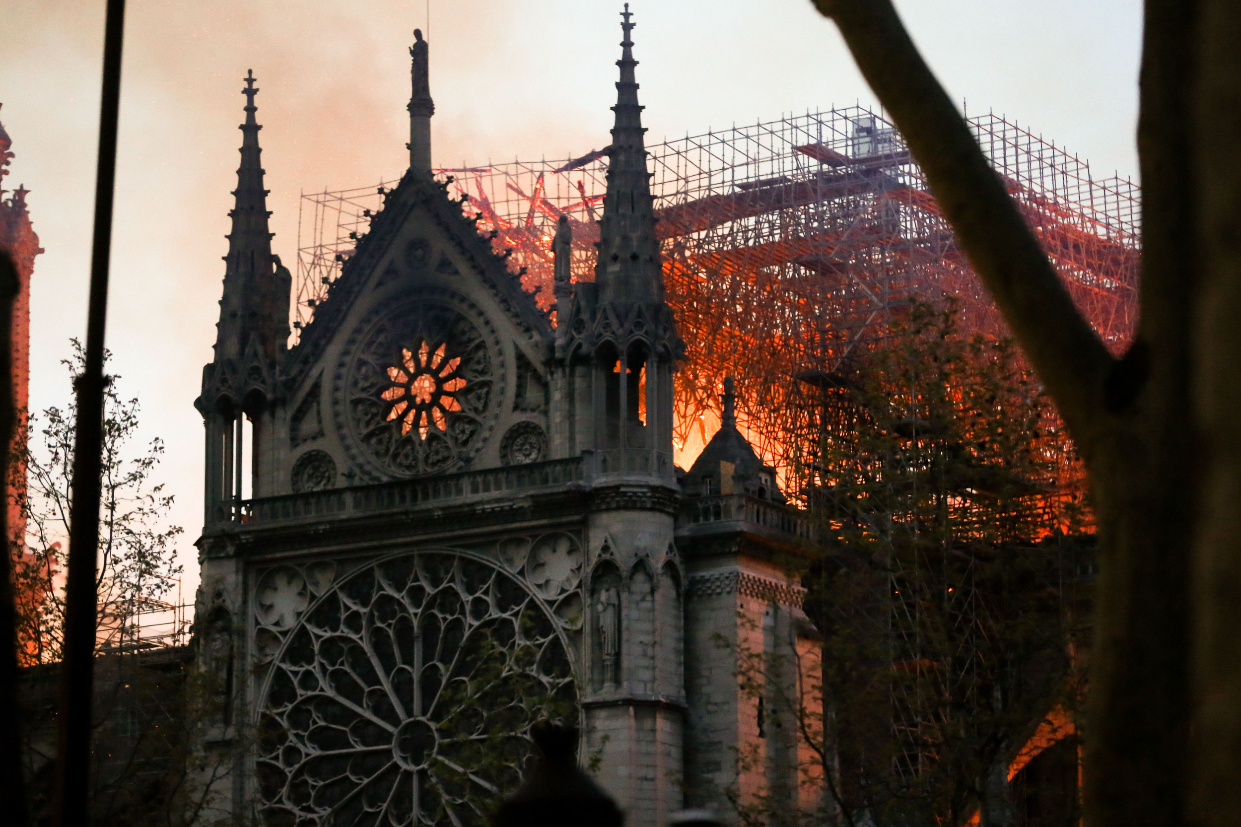The Companies Behind Gucci and Louis Vuitton Are Donating Hundreds of Millions of Dollars to Repair Notre Dame Cathedral