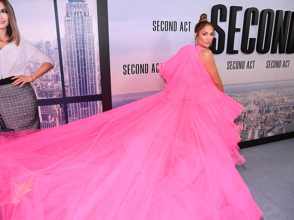 Jennifer Lopez Is Finally Getting the Major Fashion Honor She Deserves