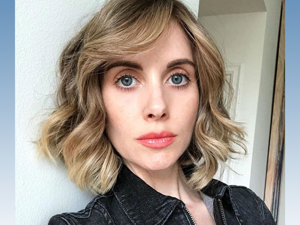 Alison Brie Is Officially a Blonde—See Her New Hairstyle