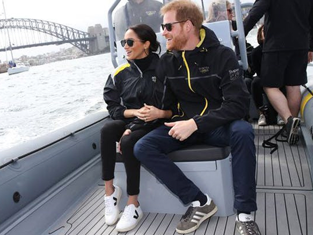 5 Shoes Every Woman Should Own, According to Meghan Markle