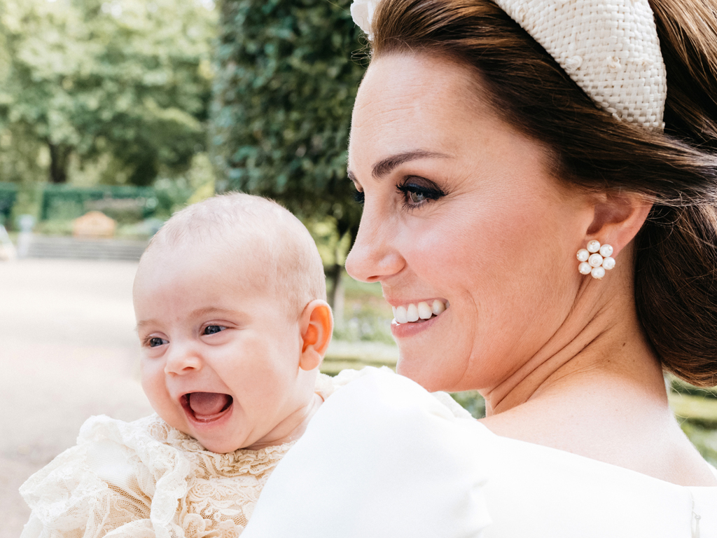 The Palace Just Released Brand-New Portraits of Prince Louis