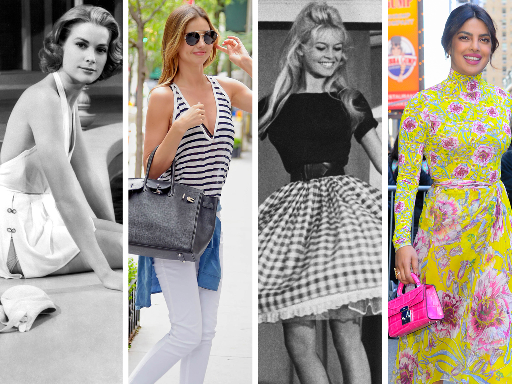 4 Fashionistas Giving Us Major Summer Style Inspo