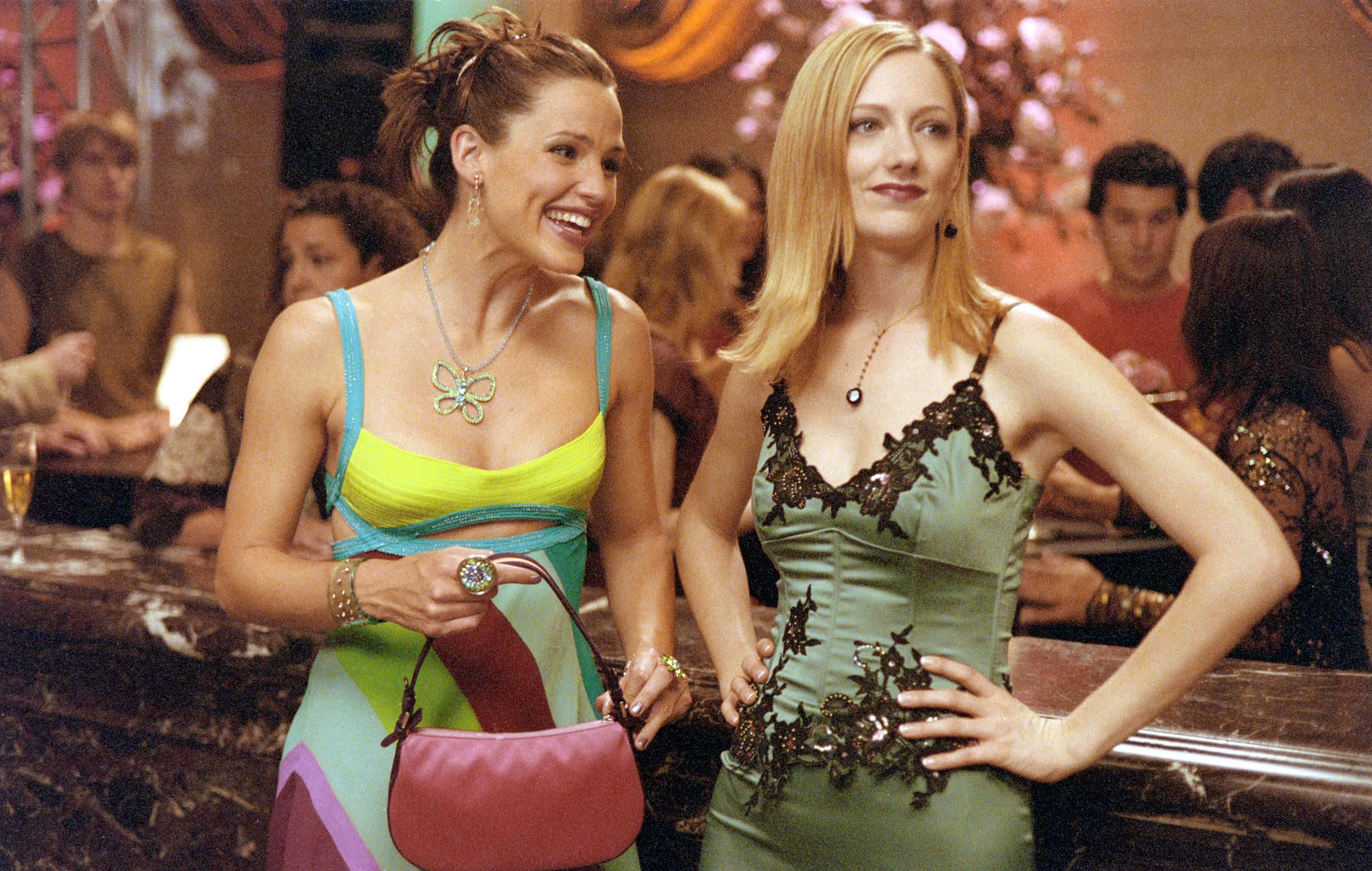 That Wedding Dress Almost Didn't Happen, and Other Secrets From 13 Going on 30's Costume Designer
